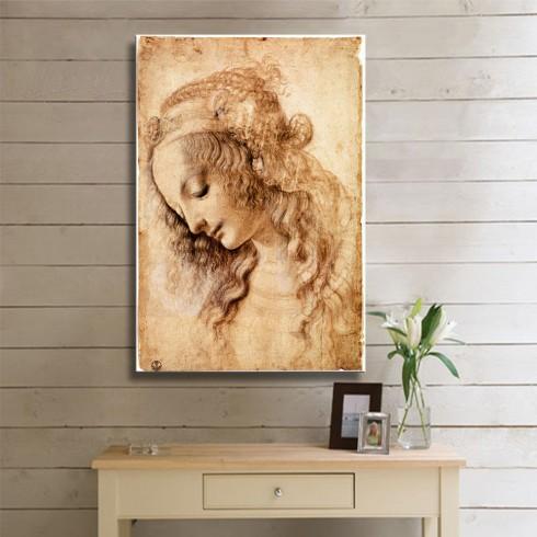 Da Vinci annun KANVAS TABLO