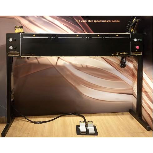 Davinci DVC Speedmaster 170VT125 Plus Canvas Stretching Machine Tuval Germe Makinesi