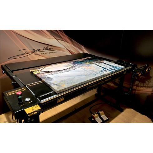 Davinci DVC Speedmaster 170HR Plus Canvas Stretching Machine