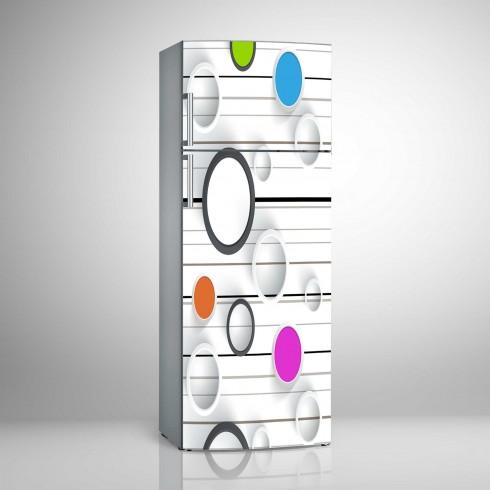 Buzdolabı Sticker Buzdolabınızı Açıp Kapatırken Gözünüz Hep Takılacak Beyaz Eşya Stickerları